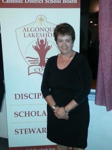 Vicki McGinn Math Motivator